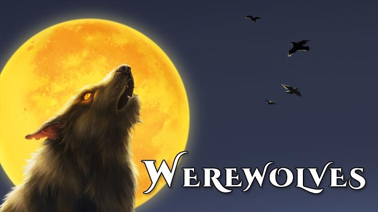 Werewolves - joc de societate